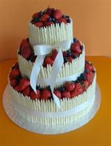 Cukrářská výroba, cukrárna, dorty, zákusky, svatební cukroví, koláče