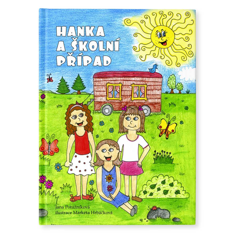 osobní kniha pro holky - výroba na míru