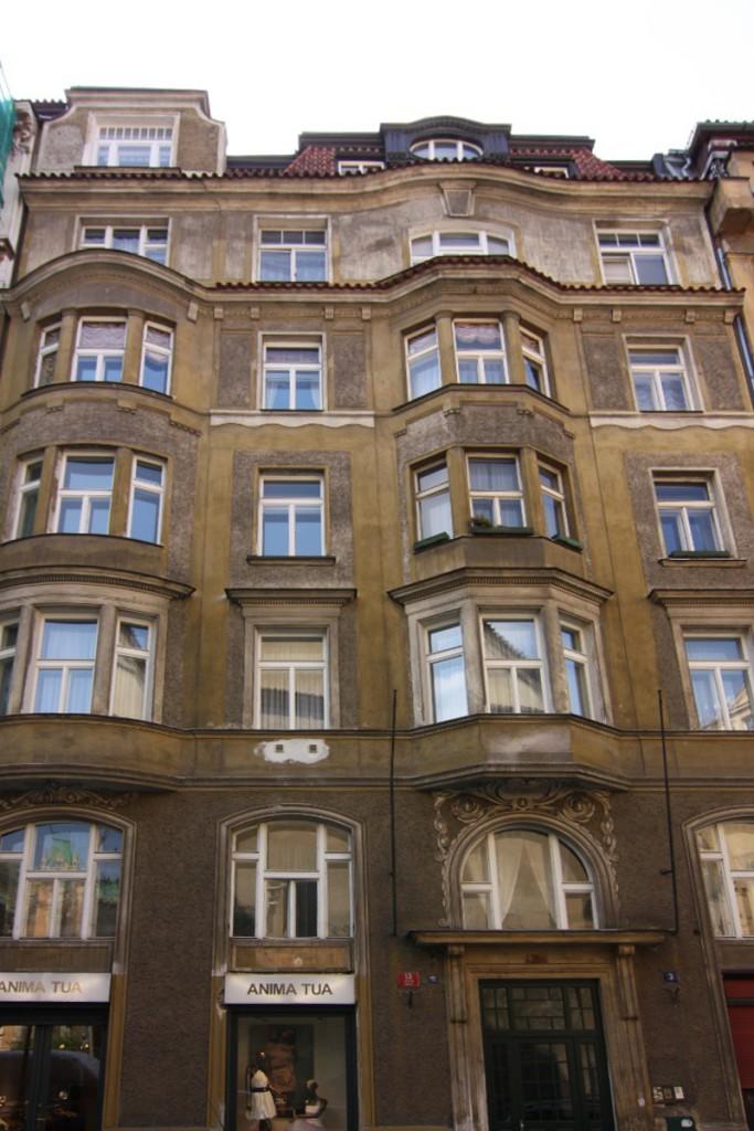 Správa domů a bytů Praha