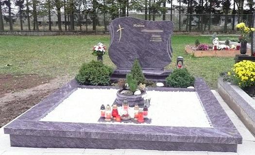 Modernizace hrobů na zakázku - rekonstrukce a opravy hrobů
