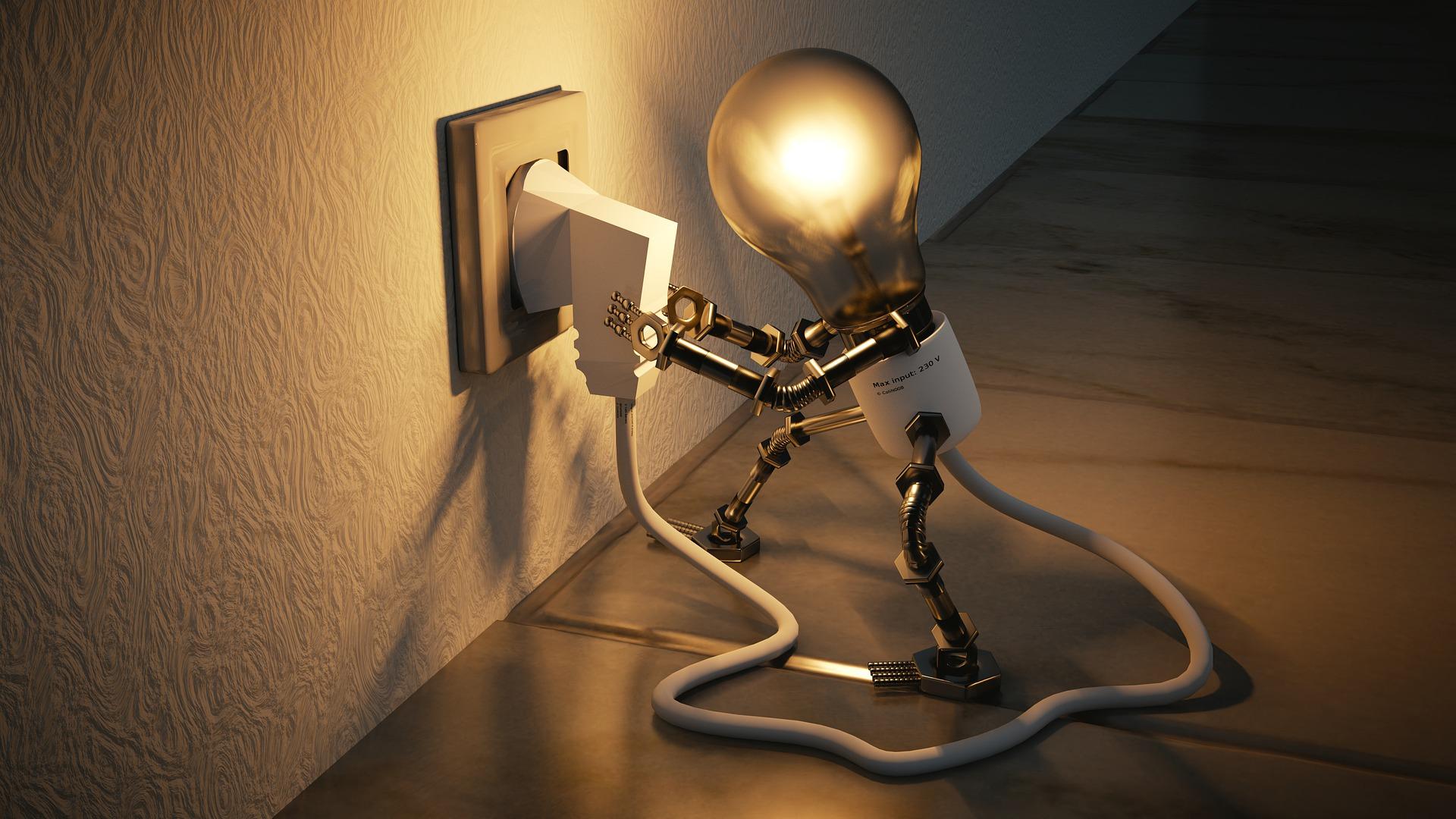 Elektroinstalace, rozvody elektřiny