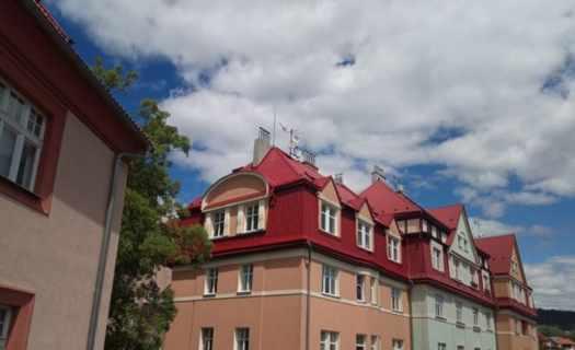 Kvalitní falcované a ploché střechy