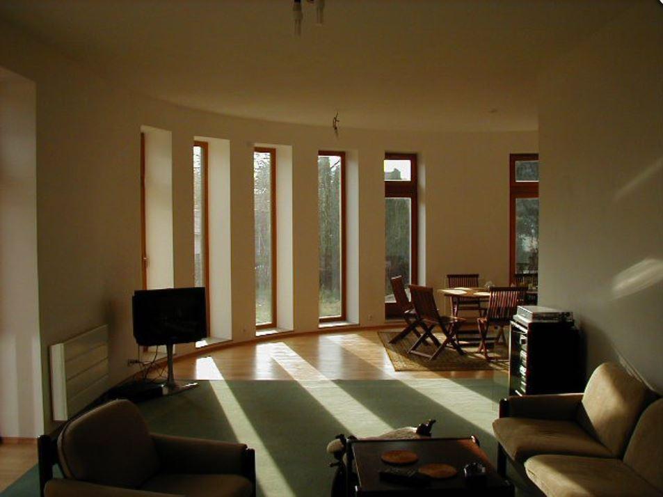 Návrhy a realizace interiérů a exteriérů