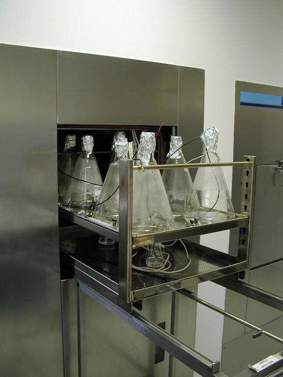 Validace čistých prostor pro farmacii i přesnou mechaniku