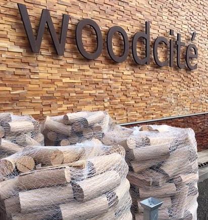 Suché bukové dřevo na topení - řezané bukové válečky