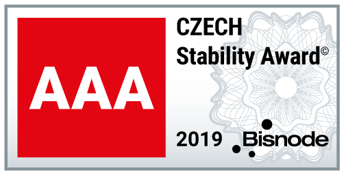 FREKO a.s. oceněno CZECH STABILITY AWARD 2019