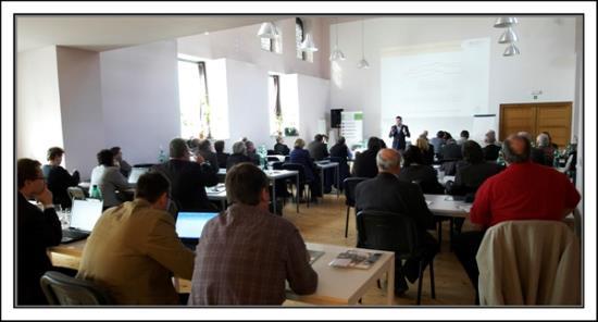 Vyhledávaný konferenční sál pro konání teambuldingových akcí s ubytováním