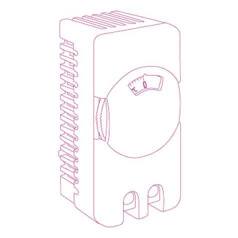 Teplotní management pro rozvaděčové skříně vyřeší teplotní výkyvy