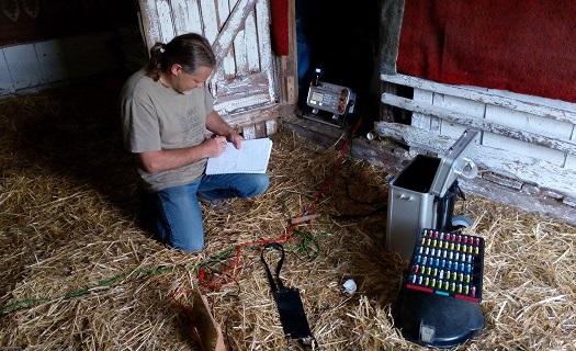 vyšetření zvířat biorezonanční metodou Bicom