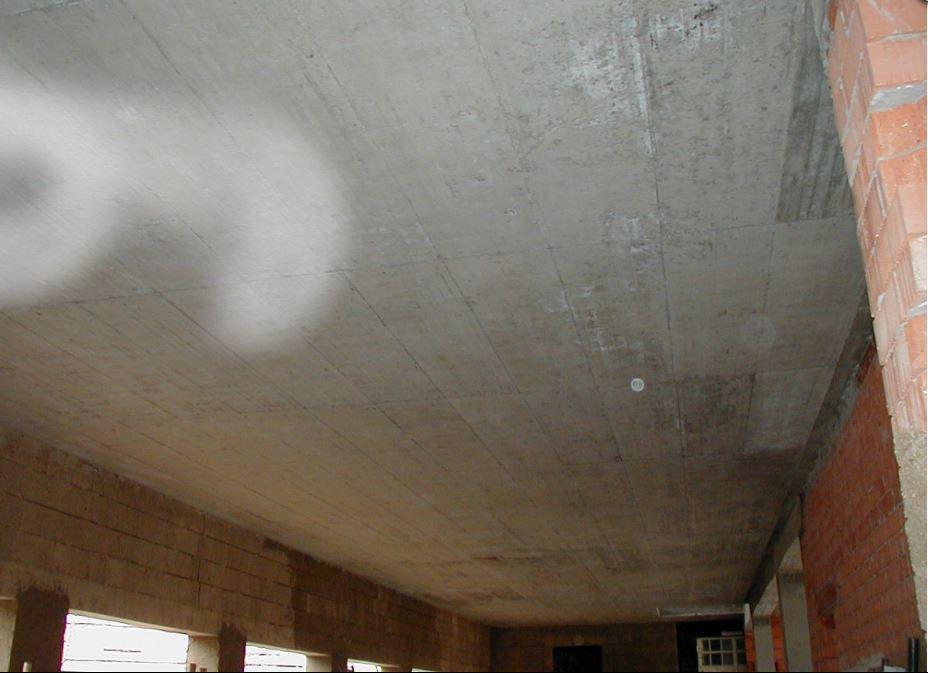 Budovy z monolitického betonu