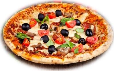Pizza , těstoviny, maso z grilu Brno