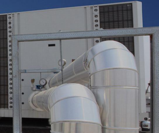 Komplexní dodávky vzduchotechniky