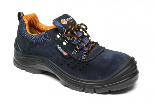 Komfortní a zároveň bezpečnostní zdravotní pracovní dámská a pánská obuv
