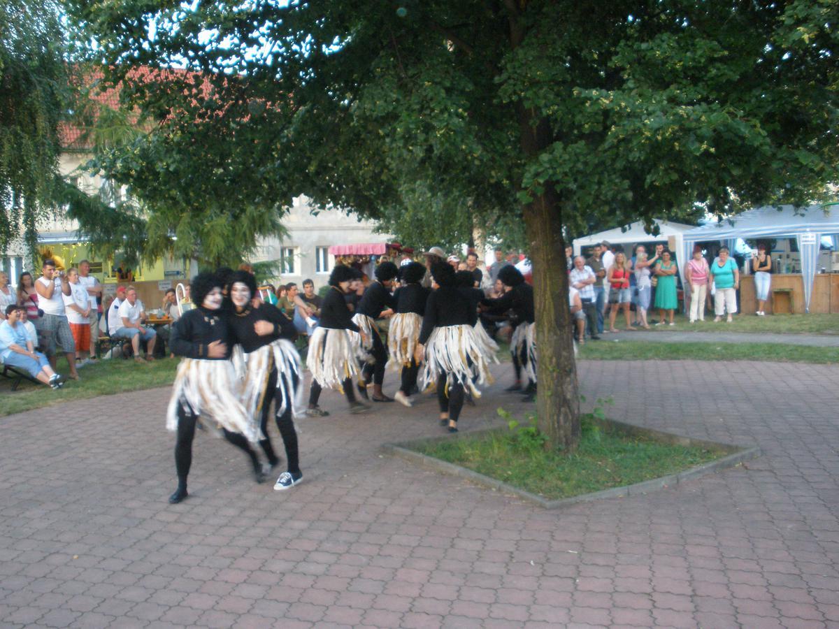 Obec Liběšice, bohatý kulturní a společenský život, Přírodní park Džbán