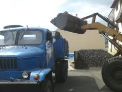 Paliva Stránský a Stránský, dovoz uhlí, dřeva, štěrku a písku