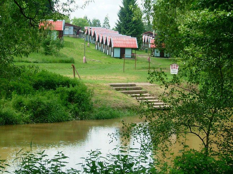 Letní dovolená v rekreačním středisku RADOST, Vlastějovice