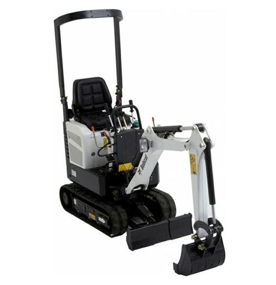 Půjčovna nakladačů - minirýpadla a minidumpery, kvalitní stroje, která Vám pomůžou při práci na stavbě nebo zahradě