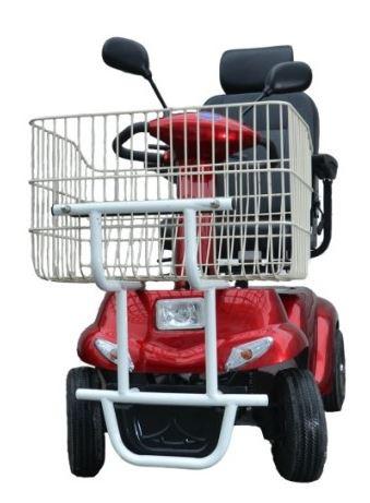 Elektrický vozík s košem do 50 kg