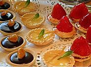 Svěženka cukrárna a cukrářská výrobna, zákusky, koláčky, dorky, řezy, rolády
