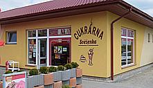 Cukrárně Svěženka Jany Špačkové, výroba a prodej dezertů, zákusků, a koláčků