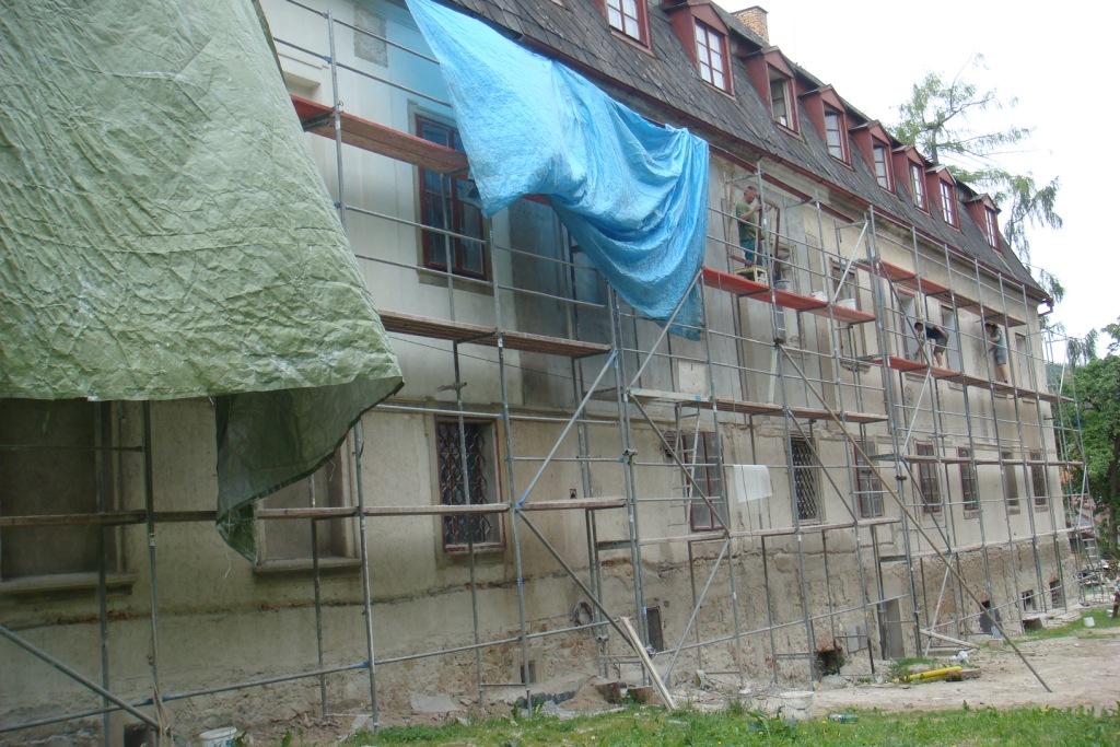 Výstavby rodinných domů, stavební firma Milan Skopal – stavebnictví