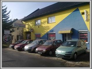 Autoservis pro italské vozy - specializace na opravy Fiat, Alfa Romeo, Lancia, Maserati, Ferrari