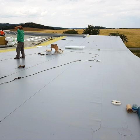 Kvapil Petr - střechy a izolace, Litovel, zateplení, izolace, a práce na plochých střechách
