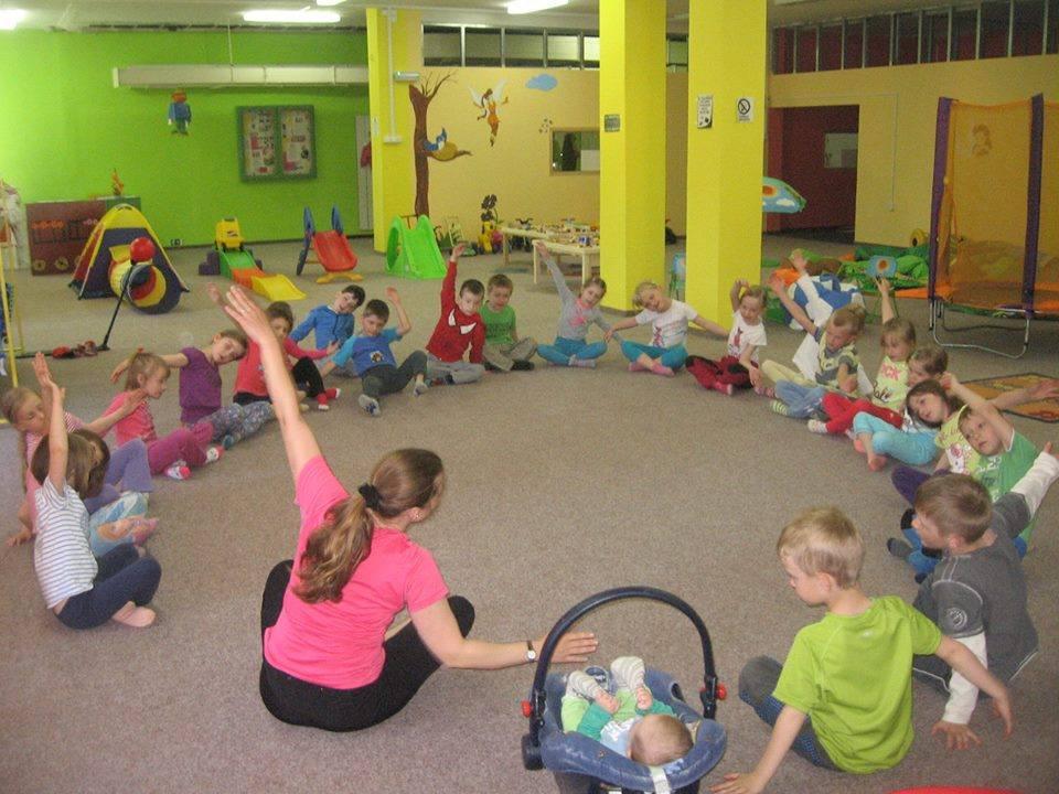 Klub Kmado ve Frýdlantu nad Ostravicí, mimoškolní aktivity, akce pro rodiny