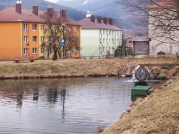 Sportovní rybolov u rybníku Kocián, se stylovou restaurací