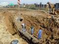 Vodohospodářské stavby, výstavba komunikací, terénní úpravy