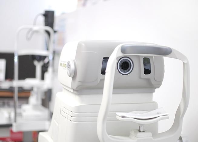 Odborné vyšetření a změření zraku špičkovými přístroji