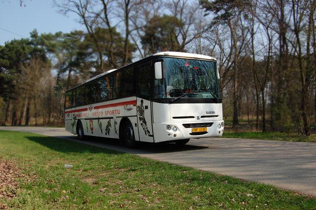 Zájezdová autobusová doprava v Pardubicích, autobus na objednávku, doprava na výlet