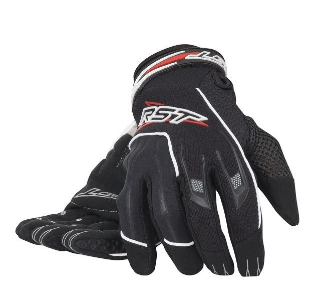 Motokrosové nylonové rukavice