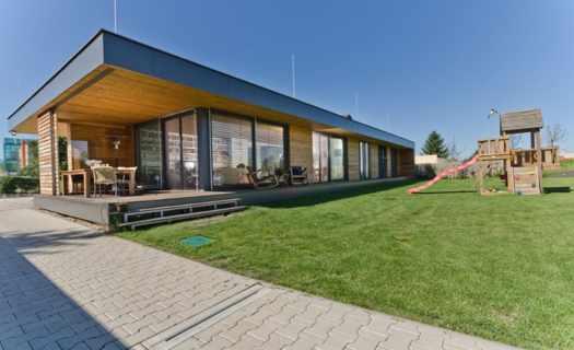 Moderní dřevostavby na Benešovsku, individuální domy od návrhu po realizaci stavby