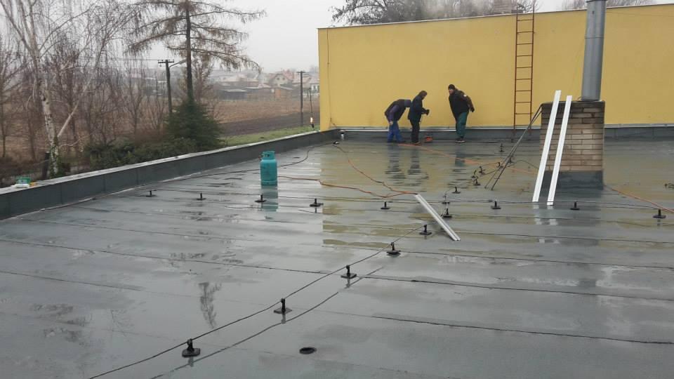 Výstavba střechy různého typu, ROBROOF 2004 s.r.o.