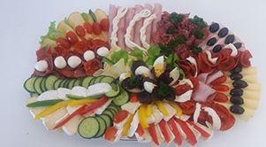 Catering pro svatební hostinu