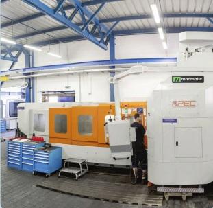 Einzweckmaschinen, Montagelinien, Kontrollvorrichtungen, Positioniereinrichtungen  - Entwicklung, Produktion Tschechische Republik