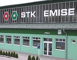 Stanice technické kontroly, STK, pravidelné měření emisí Olomouc