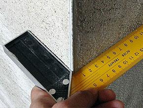 Strojní omítání exteriérů a interiérů, sádrové stěrky