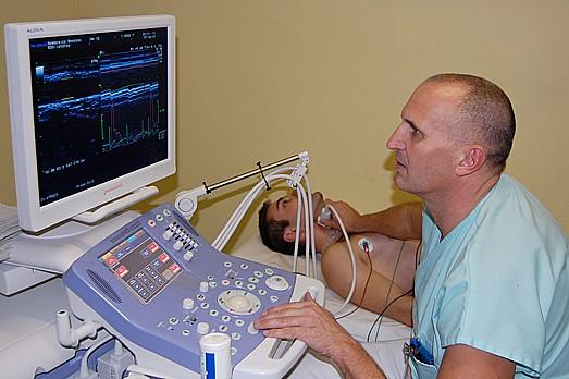 Nemocnice Benešov, vyšetření a ošetření akutních úrazů a nemocí
