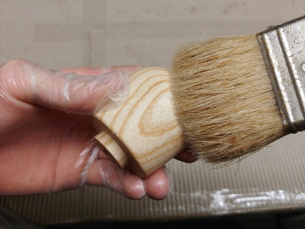 Povrchové úpravy dřevěných polotovarů a výrobků