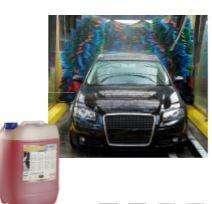 Autovosk vhodný pro mytí v automatických mycích linkách