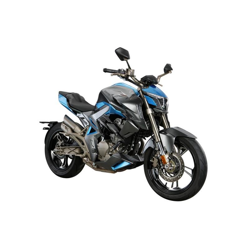 Motocykl Zontes 310 R sportovní Třebíč