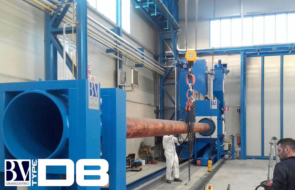 Kompletní vybavení pro průmyslové lakovny