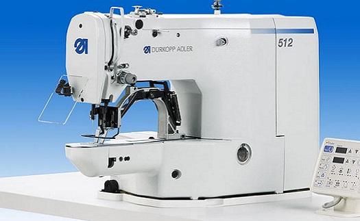 Speciální průmyslové šicí stroje