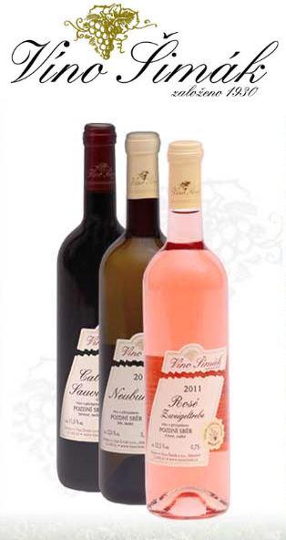Moravská vína Mikulov