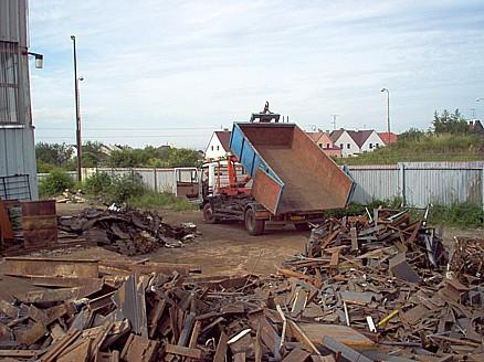 Výkup železa, drahých a barevných kovů Chomutov - ekologické služby
