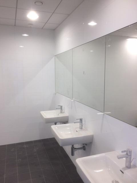 Obkládání WC a koupelen