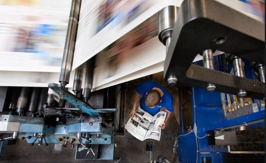 Tiskařské i knihařské práce s kvalitní grafikou, rotační i digitální tisk v Přerově