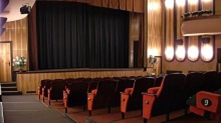 KINO JIRKOV s.r.o., okres Chomutov, kinosál s kapacitou 224 sedadel
